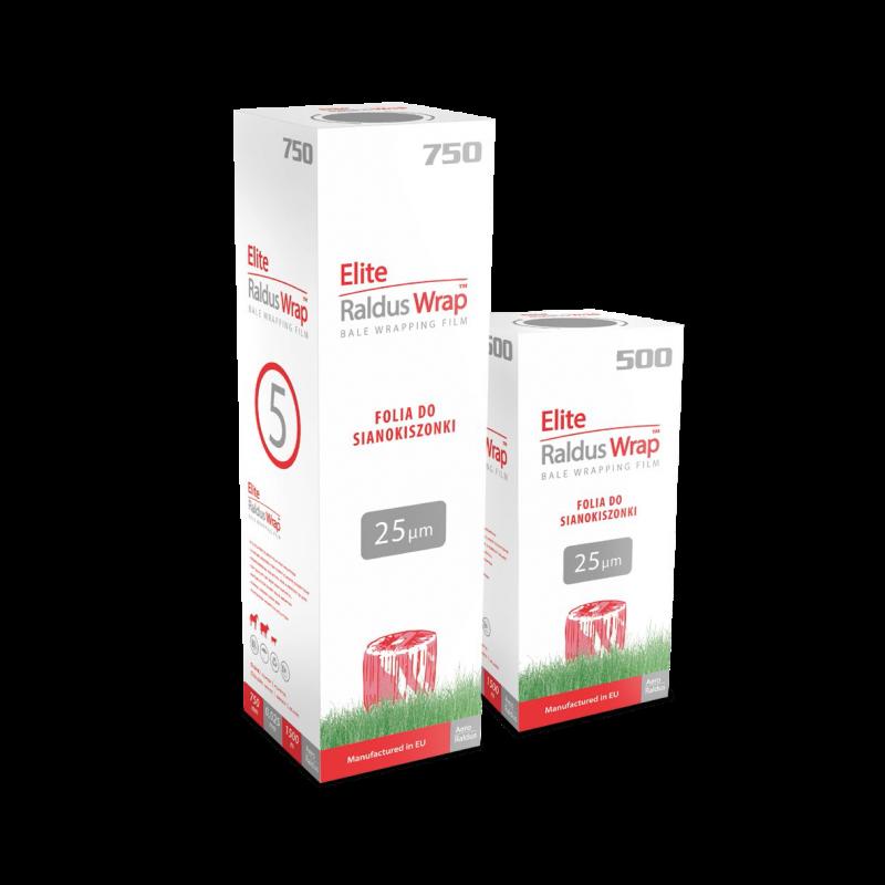 Elite Raldus Wrap - bálacsomagoló fólia, sztreccs fólia, szilázs film
