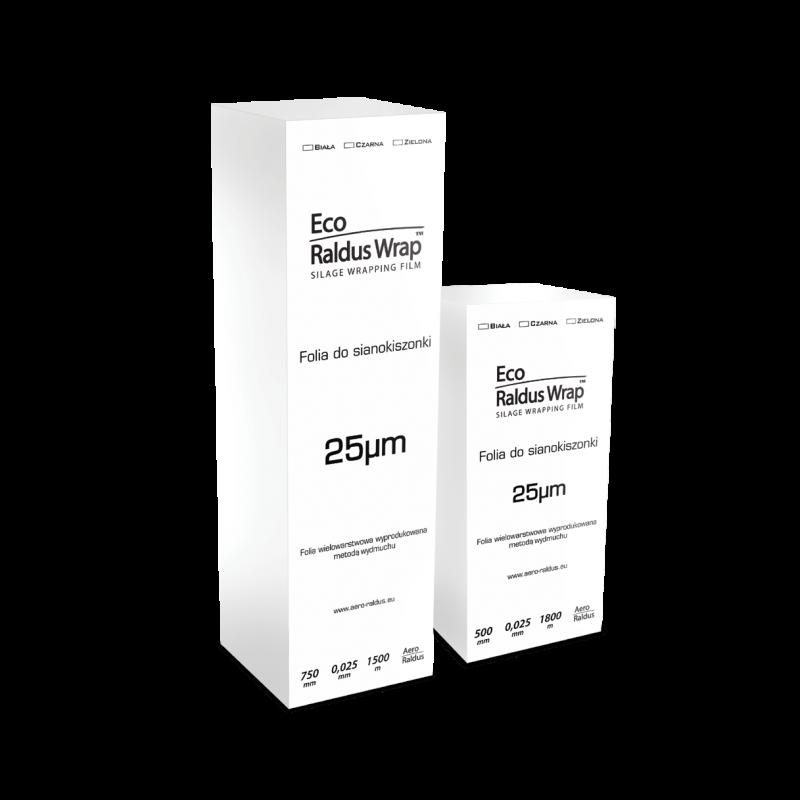 Eco Raldus Wrap - bálacsomagoló fólia